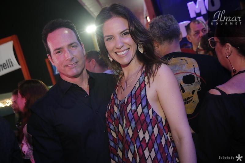 Beto Ary e Michelle Sucupira