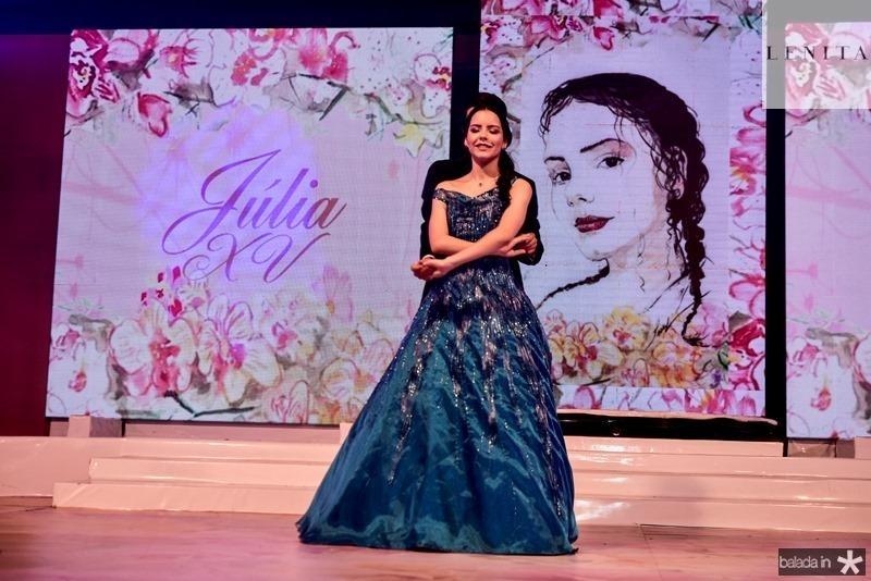 15 anos de Julia (