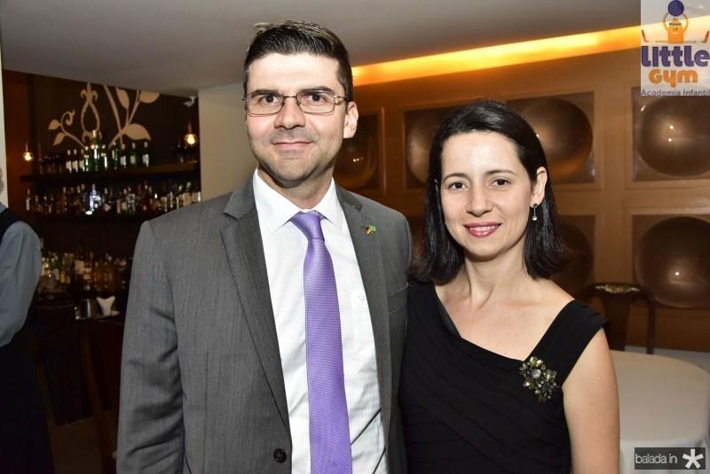Laerte e Ana Maria de Castro Alves