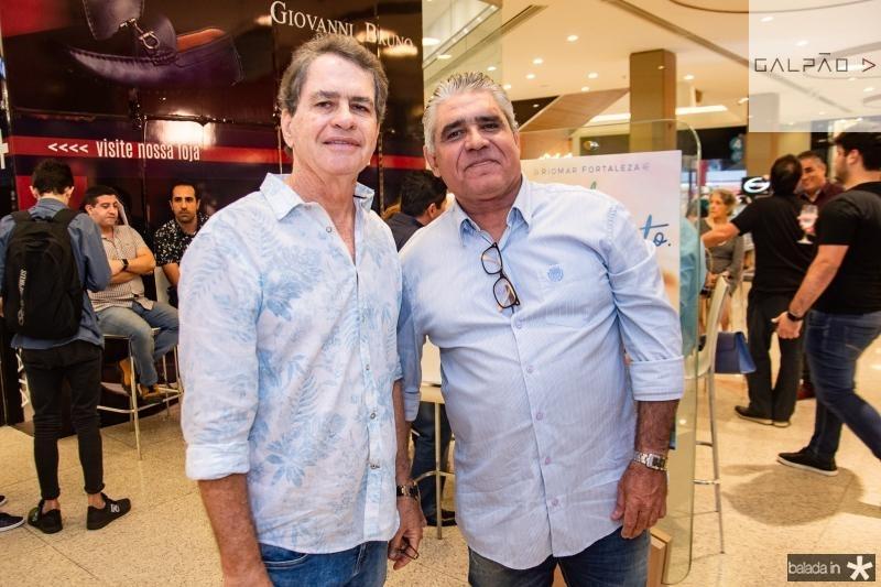 Cesar Fiuza e Marcio Meireles