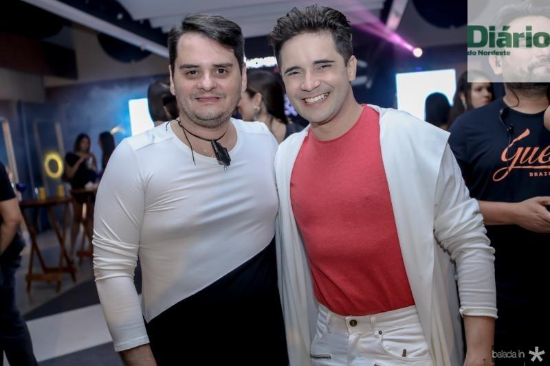 Ricardo Alencar e Joao Rabelo
