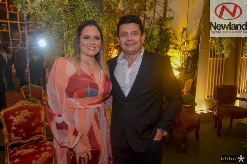 Ana Lucia e Ladslau Nogueira