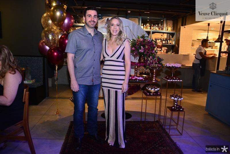 Miguel e Erika Figueiredo