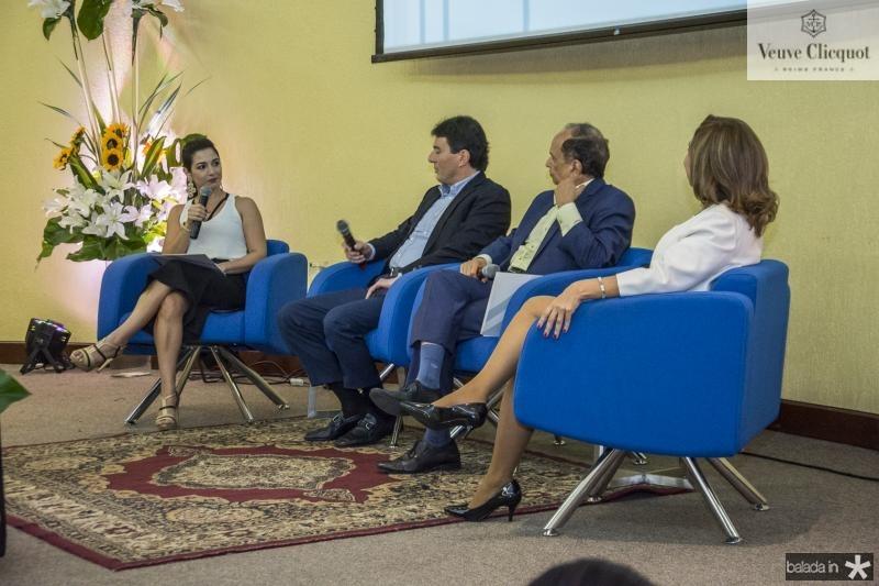 Jamila Araujo, Luiz Teixeira, Nazareno Albuquerque e Meire Jane