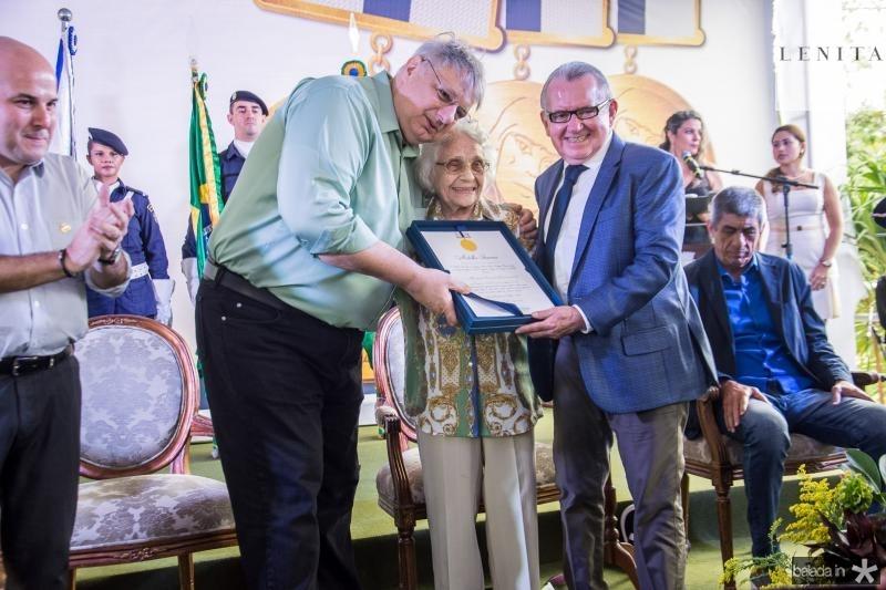 Moroni Torgan, Maria Adisia Barros de Sa e Henry Campos
