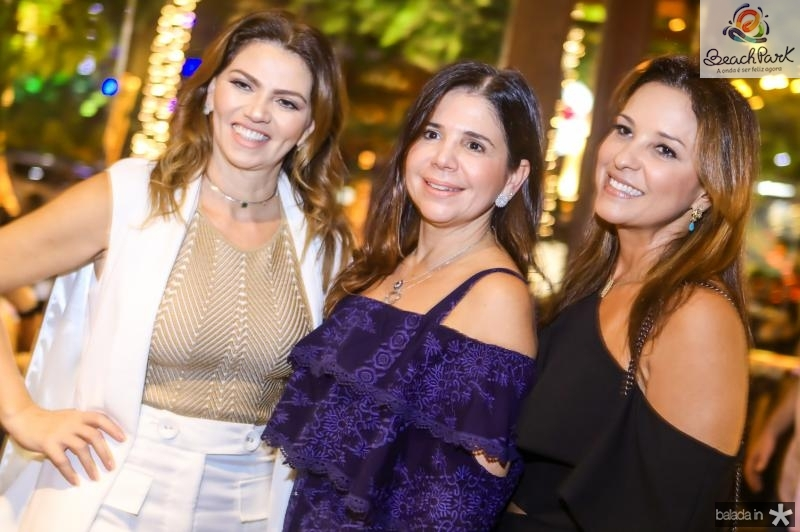 Surama Geleilate, Maria Lucia Negrao e Lidia Oliveira