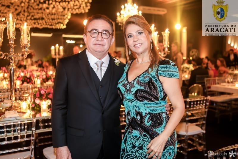 Manoel e Morgana Linhares