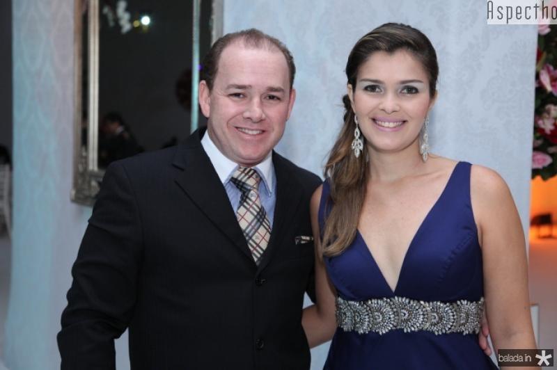 Ricardo e Carol Bezerra