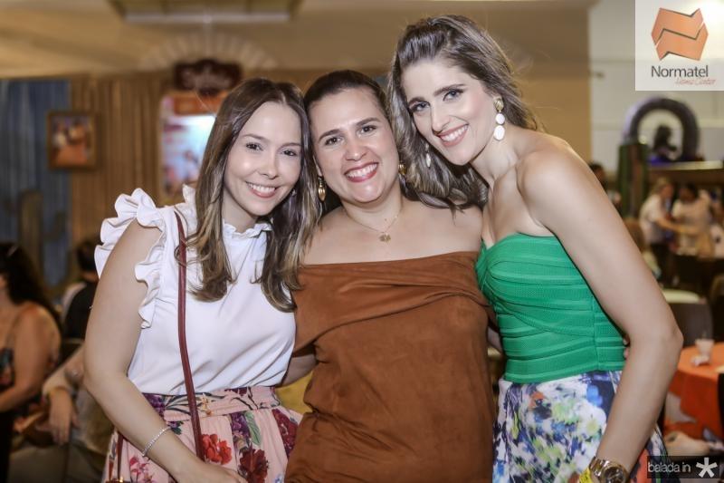 Rafaela Asfor, Ana e Rebeca Leal