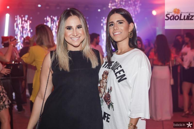 Roberta Fernandes e Natalia Nogueira