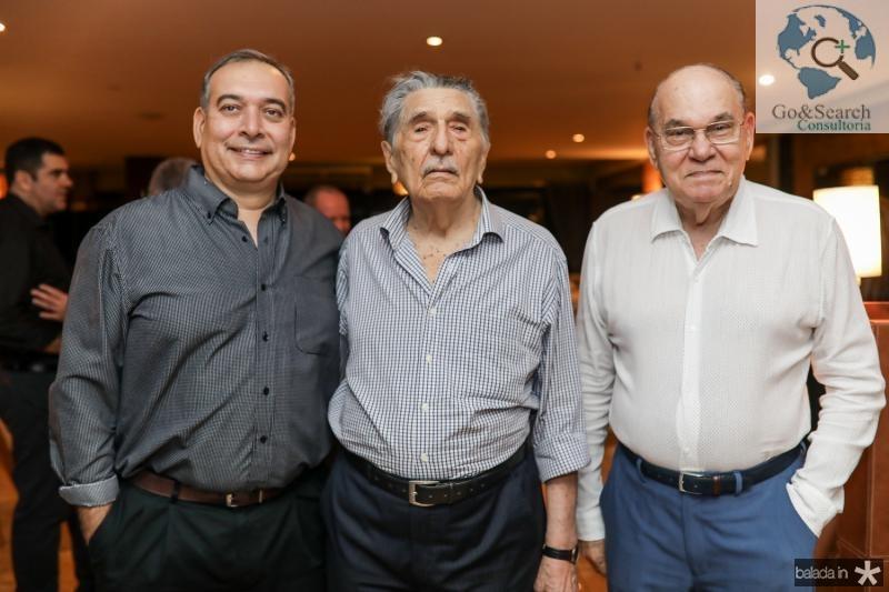 Comandante Madson, Expedito Borges e Gil Bezerra