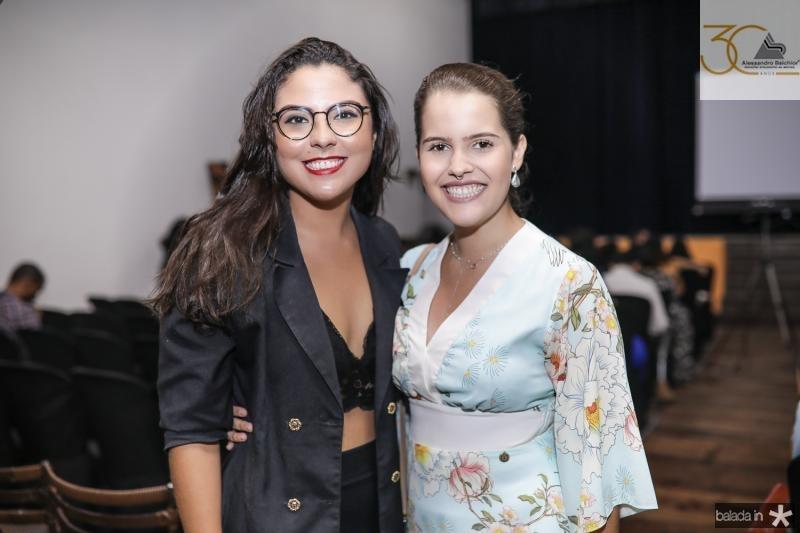 Debora Mota e Renata Jovino