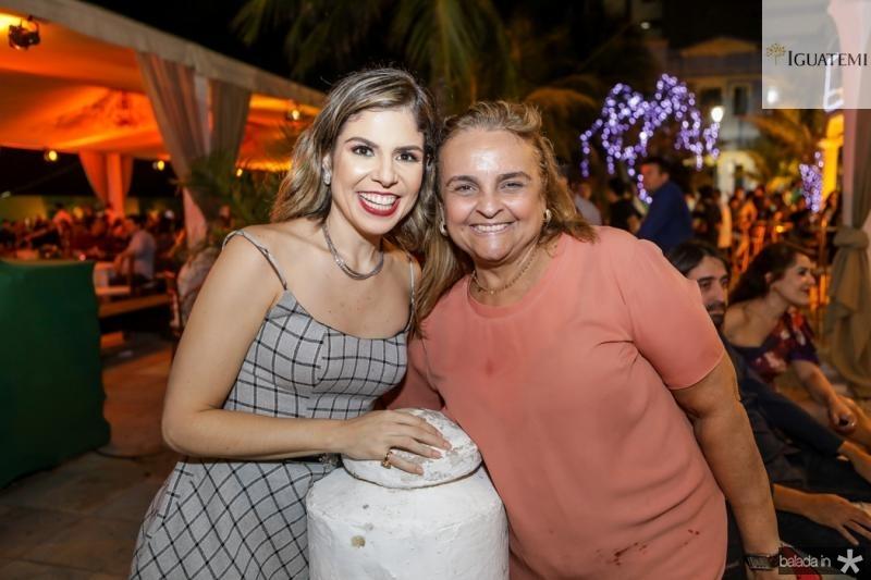 Carol Bezerra e Toca Couto