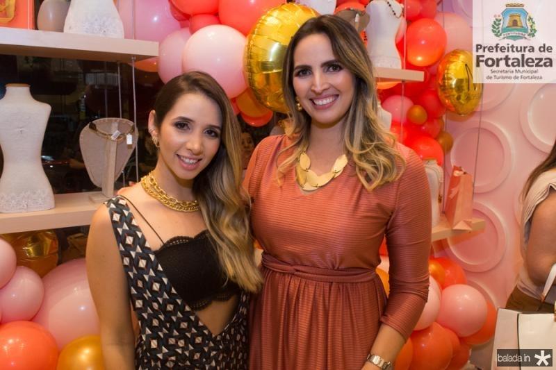 Livia e Mariana Queiroz