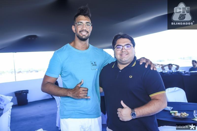 Bruno Castro e Bruno Rass