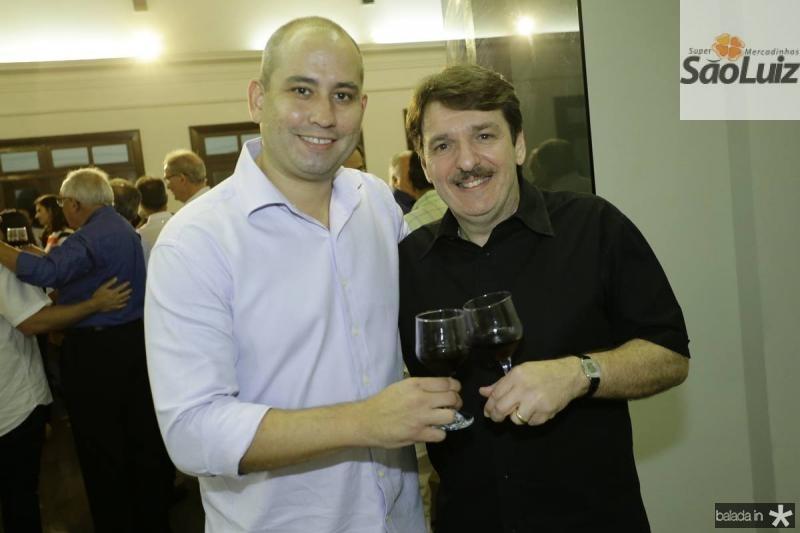 Andre Linheiro e Raimundinho Feitosa