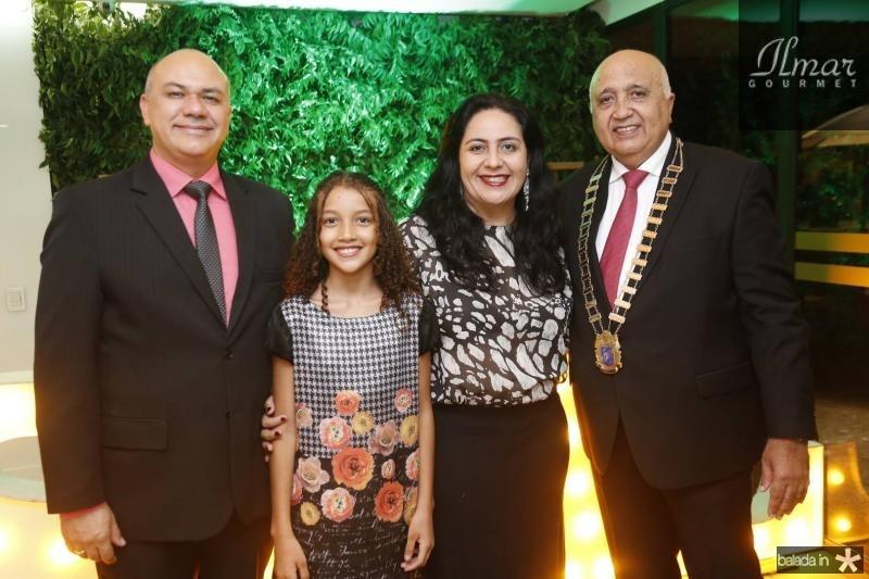 Fabio Portela, Ana Beatriz e Indira Guimaraes e Epitacio Vasconcelos