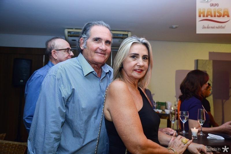 Luiz e Ione Fiuza