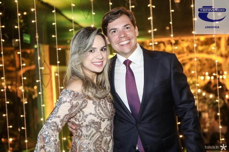 Kamila e Leonardo Jensen