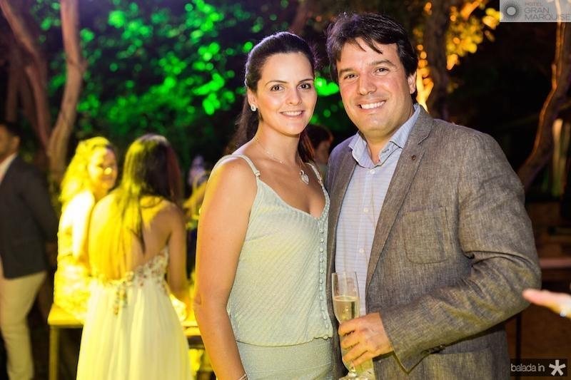 Guilherme e Fernanda Ribeiro