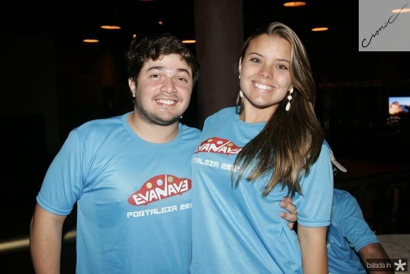 Bruno Lopes e Mariana Sobral