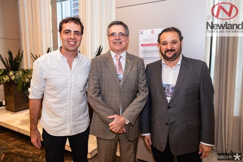 Gama Filho, Jose Carlos Gama e Patriolino Dias