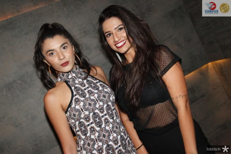 Natalia Pontes e Sara Flaviane 1