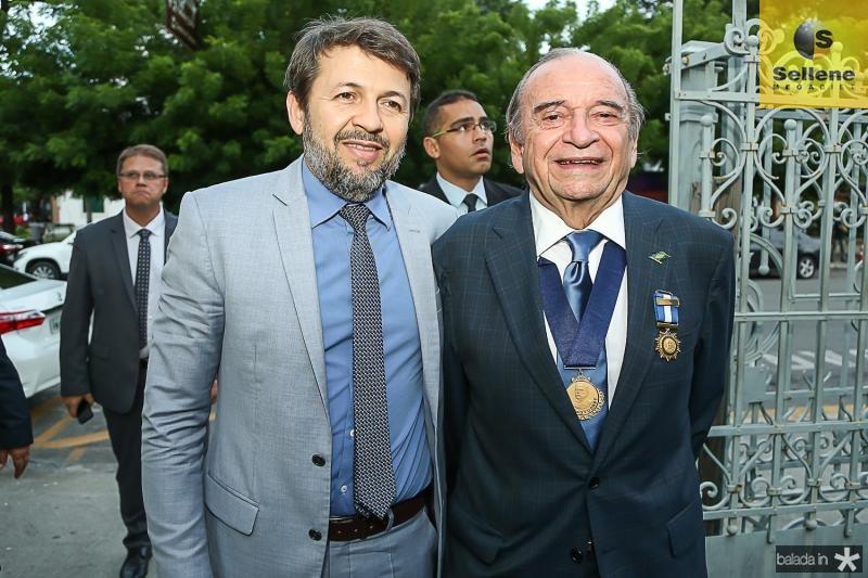 Elcio Batista e Ednilo Soares