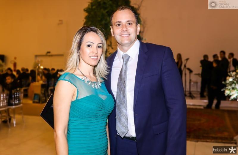 Raquel Moreira e Fabricio Miguel