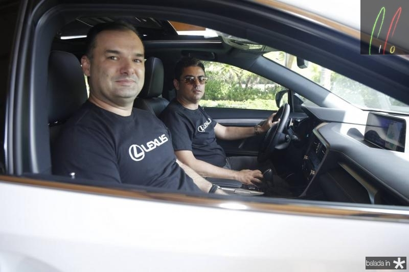 Glauco Feitosa e Fernando Rocha
