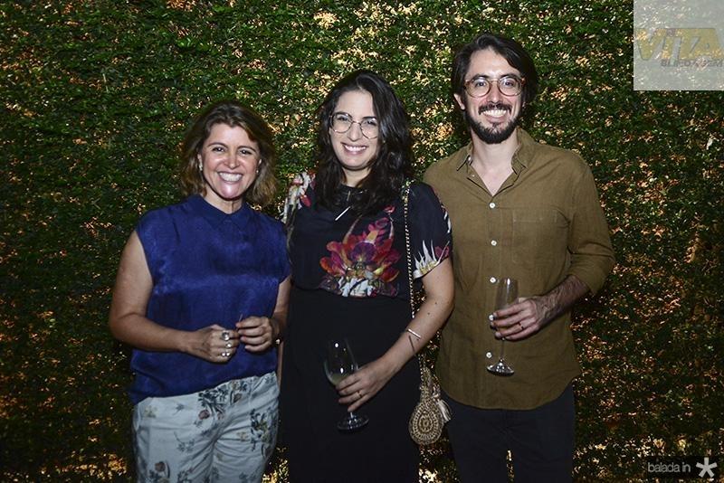 Paula Souza, Natalia Canamary, Diego Pascoal
