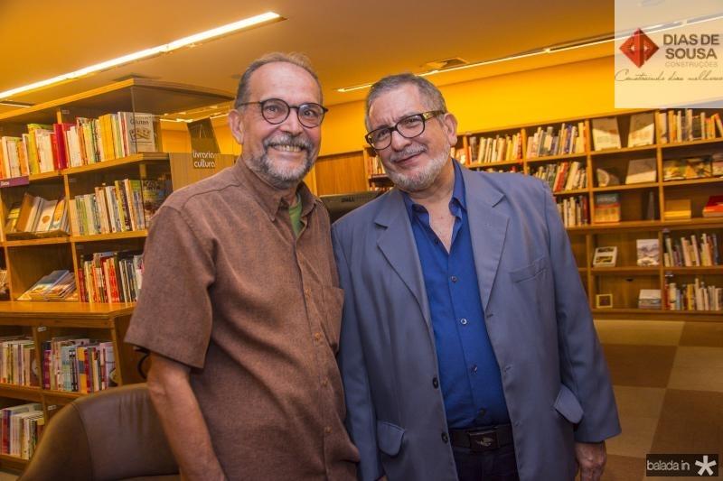 Marcos Resende e Erivelton de Sousa