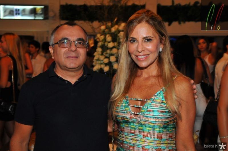 Kadu Paes e Andrea Diamond  1 Cassiano de Souza