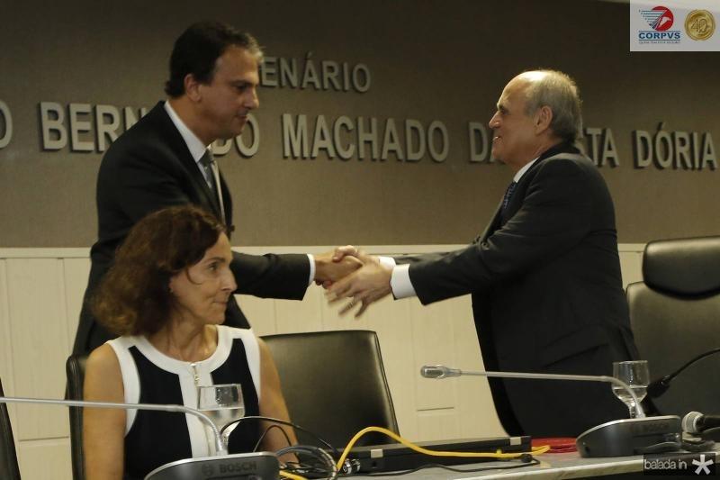 Camilo Sanata e Gladyson Pontes
