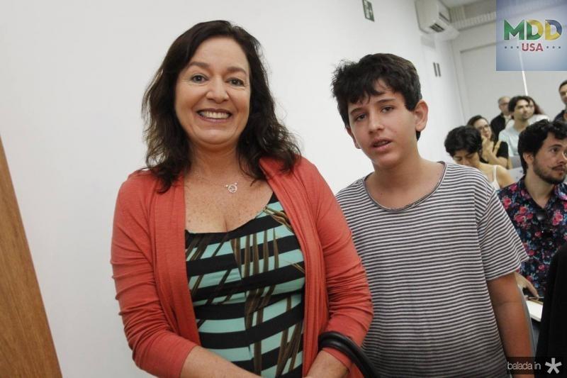 Denise e Dorian Gurgel