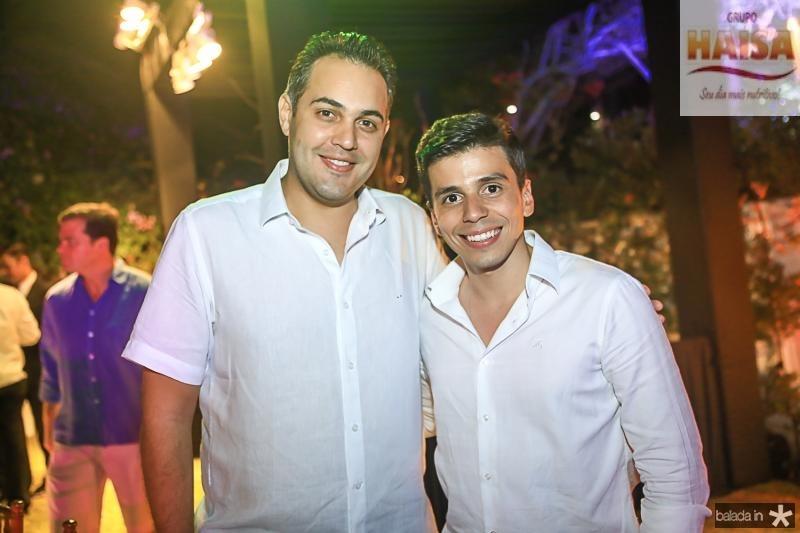 Bruno Bastos e Edmar Feitosa