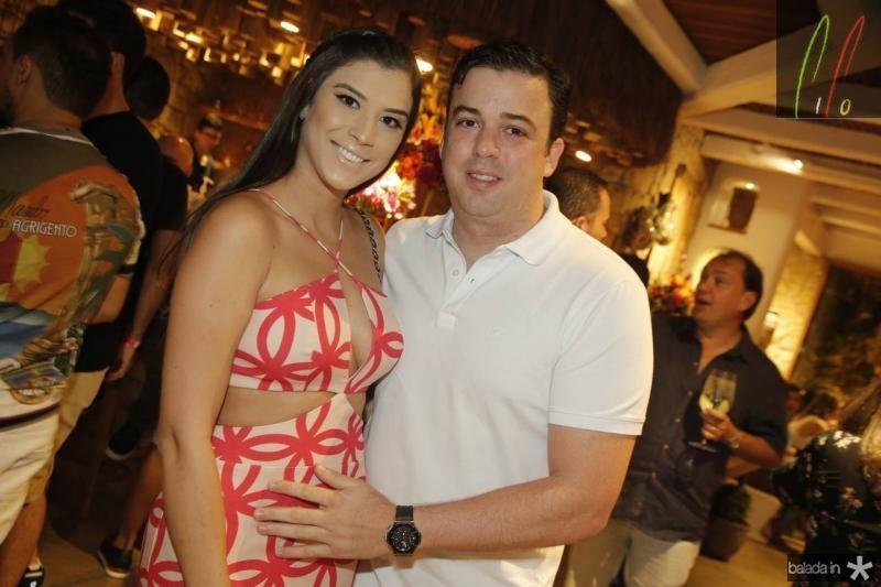 Manuela Pimenta e Matheus Goes