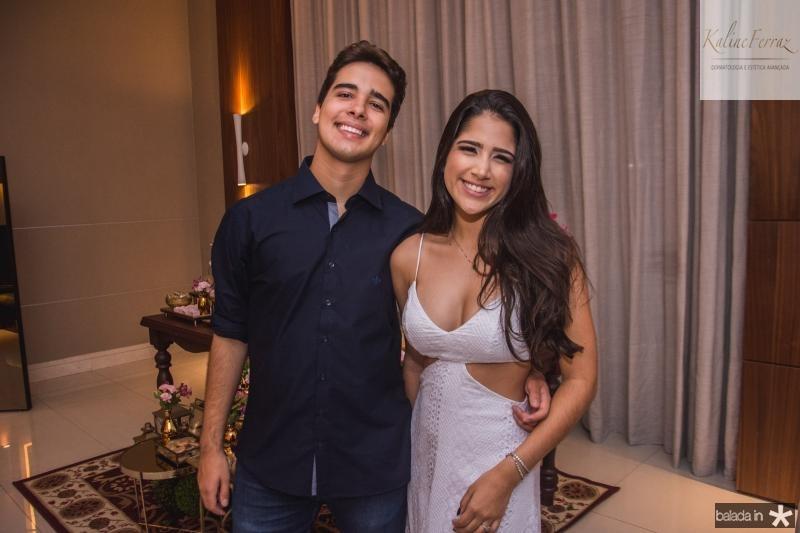 Davi e Bia Teixeira