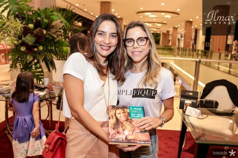 Lara Romcy e Mirella Rocha