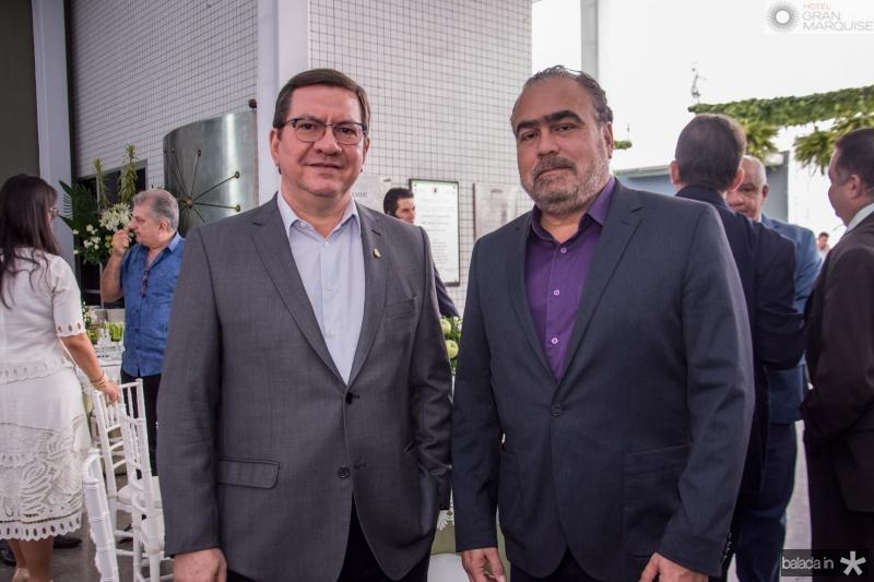 Lucio Ferreira Gomes e Helio Parente
