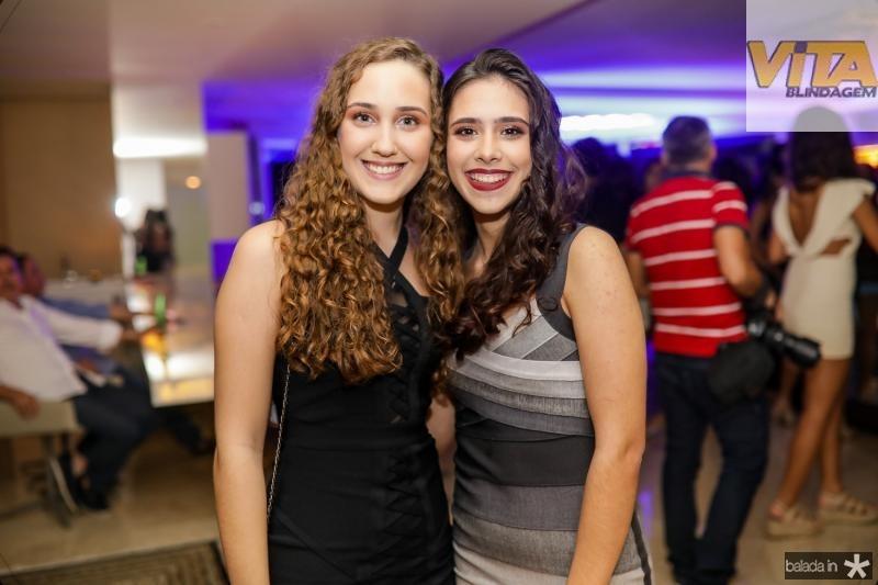 Beatriz Frota e Cecilia Macedo