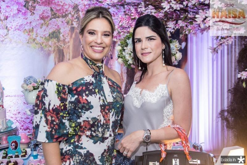 Ana Claudia Aguiar e Marilia Quintao
