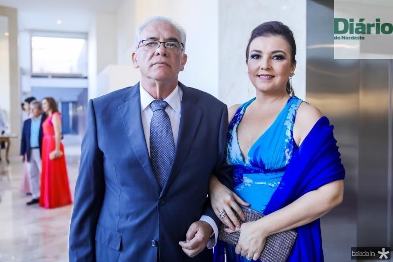 Lucio e Cintia Pinheiro
