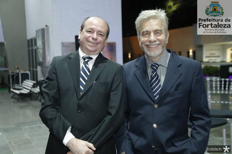 Darlan Moreira e Eugenio Pontes