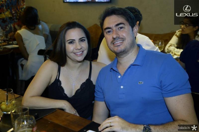Maria Teresa e Fabio Pedroza