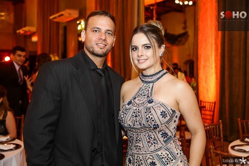 Fabio e Richelle Mondin