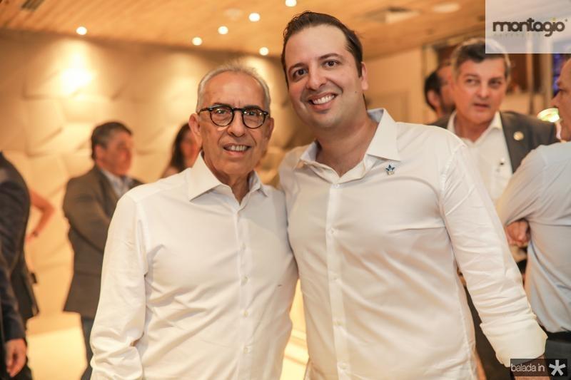 Paulo e Rodrigo Ponte