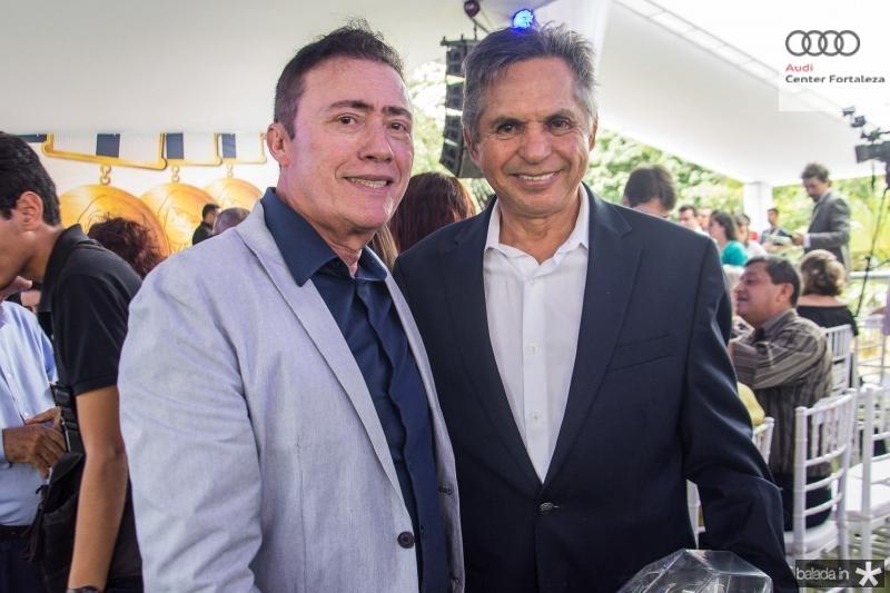 Darlan Leite e Antonio Cambraia