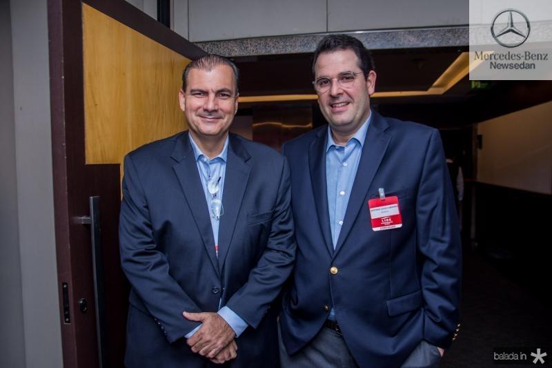 Alexandre Sales e Lucio Carneiro