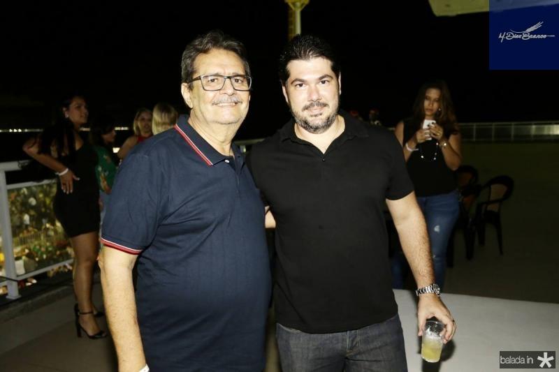 Cesar Pinheiro e Armando Campos